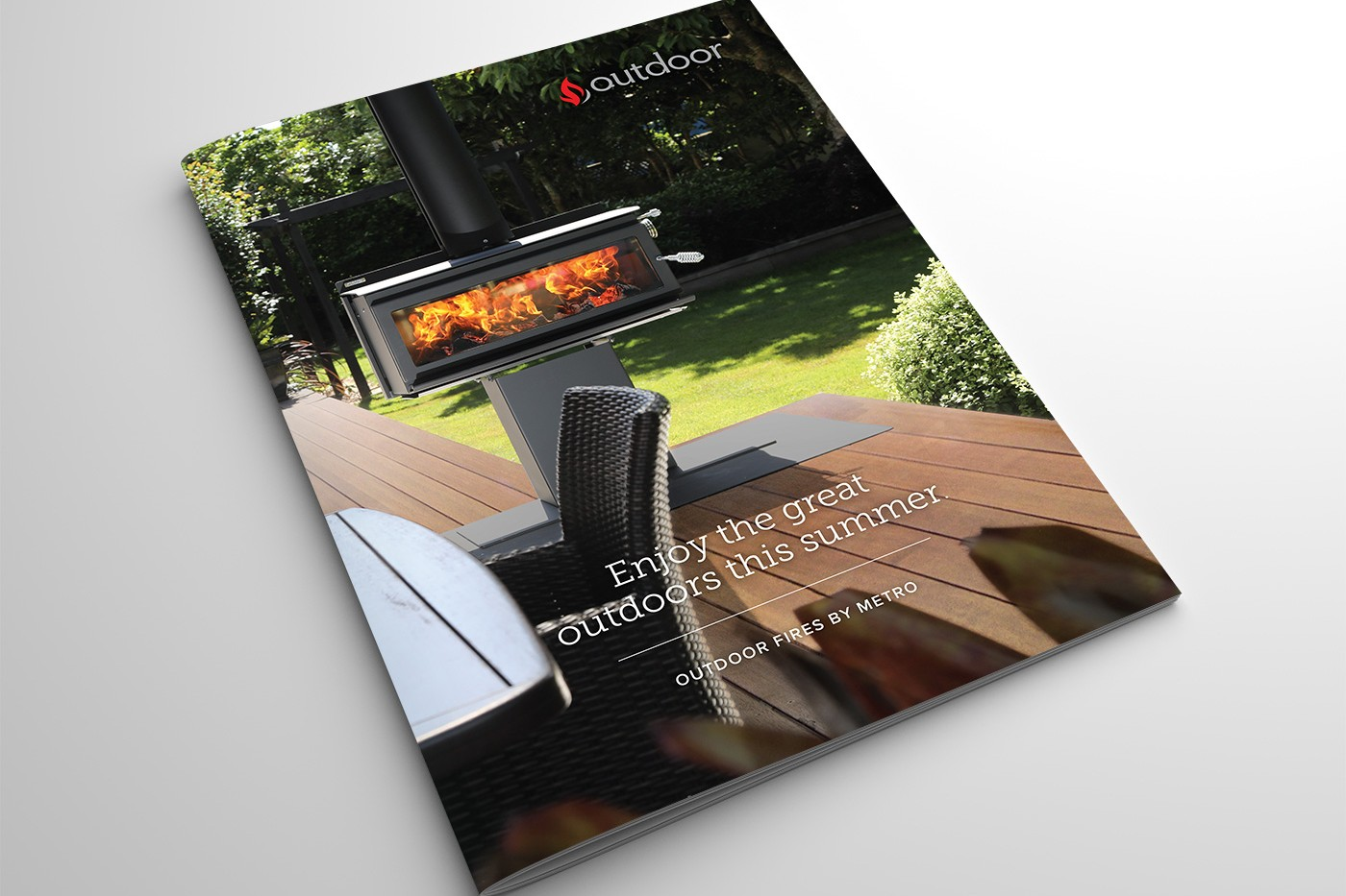 Metro Outdoor Fires Catalogue