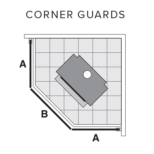 fire place Corner Guards