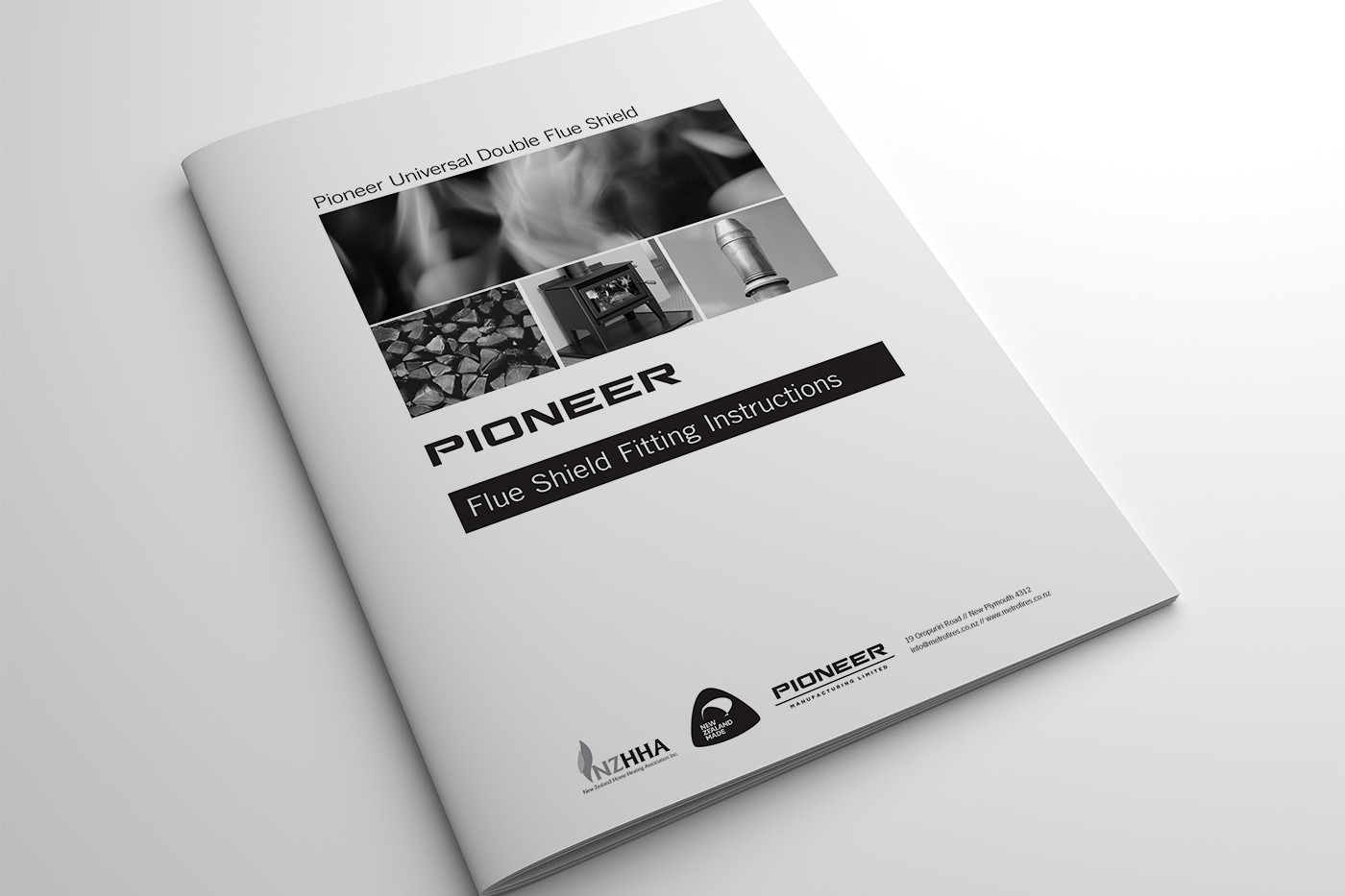 Pioneer Flue Shield Manual