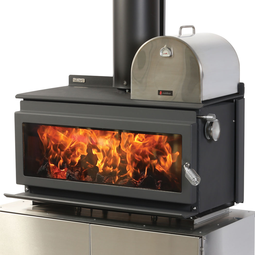 Outdoor by metro Oven Kit